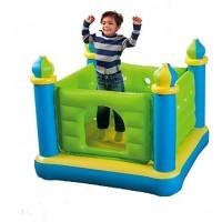إنتكس - نطاطية للأطفال قابلة للنفخ بتصميم القلعة - 48257
