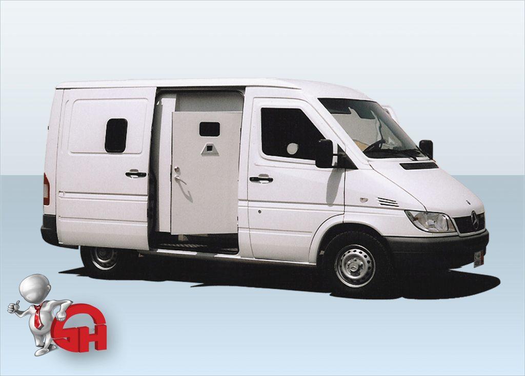 armored cars to transfer the money- سيارات مصفحة لنقل الاموال والمستندات